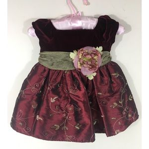 Other - Baby cocktail dress 12m